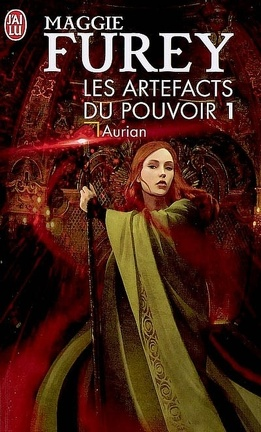 Couverture du livre : Les Artefacts du Pouvoir, Tome 1 : Aurian
