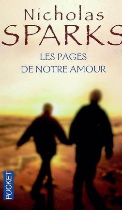 Couverture du livre : Les Pages de notre amour