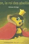 couverture Léon, le roi des abeilles