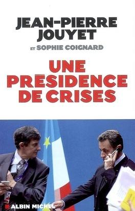 Couverture du livre : Une présidence de crises : les six mois qui ont bousculé l'Europe