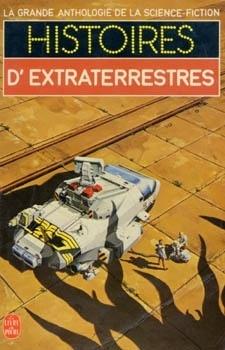 Couverture du livre : Histoires d'extraterrestres