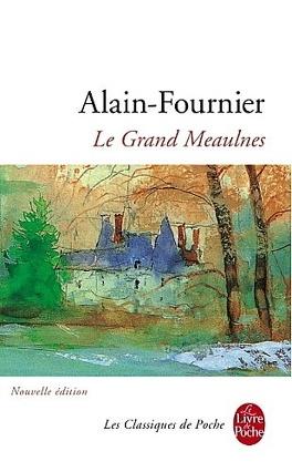 Couverture du livre : Le Grand Meaulnes