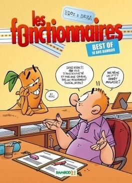 Couverture du livre : Les Fonctionnaires - Best Of 10 ans