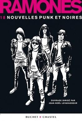 Couverture du livre : Ramones, 18 nouvelles punk et noires