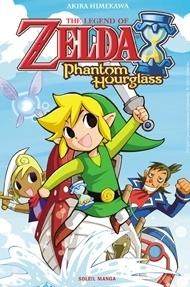 Couverture du livre : The Legend of Zelda: Phantom Hourglass