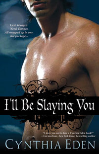 Couverture du livre : Night Watch, Tome 2 : I'll Be Slaying You