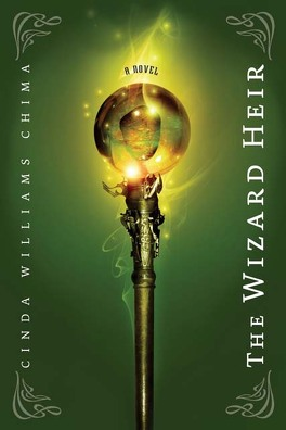 Couverture du livre : Heir Chronicles, Tome 2 : The Wizard Heir