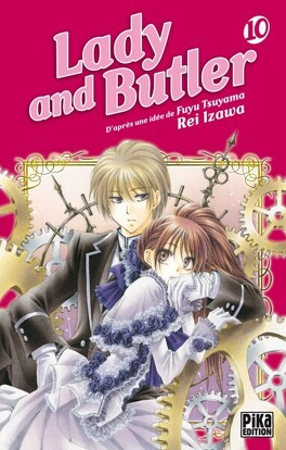 Couverture du livre : Lady and Butler, tome 10