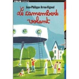 Couverture du livre : Le camembert volant
