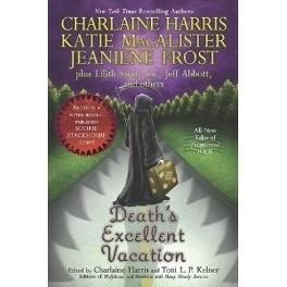 Couverture du livre : Death's Excellent Vacation