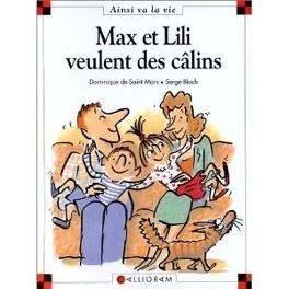 Couverture du livre : Max et Lili veulent des calins