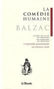 La Comédie humaine, tome 14 : Scènes de la vie de province — Les Parisiens en province : L'Illustre Gaudissart ; La Vieille Fille