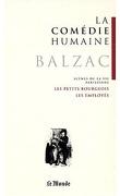 La Comédie humaine, tome 16 : Scènes de la vie parisienne : Les Petits Bourgeois ; Les Employés