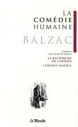La Comédie humaine, tome 20 : Études philosophiques : La Recherche de l'absolu ; L'Enfant maudit