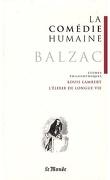 La Comédie humaine, tome 22 : Études philosophiques : Louis Lambert ; L'Élixir de longue vie