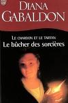 couverture Le Chardon et le Tartan, Tome 2 : Le Bûcher des sorcières