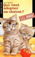S.O.S. Animaux, Tome 1 : Qui veut adopter un chaton ?