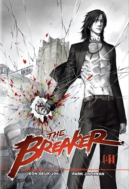 Couverture du livre : The Breaker, Tome 1
