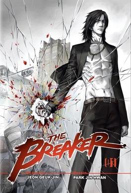 Couverture du livre : The Breaker, Tome 1
