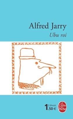 Couverture du livre : Ubu Roi