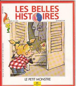 Couverture du livre : Les Belles Histoires de Pomme d'Api, n°292 : Le petit monstre