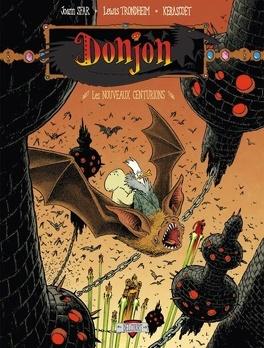 Couverture du livre : Donjon Crépuscule, niveau 105 : Les Nouveaux Centurions