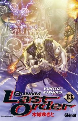 Couverture du livre : Gunnm Last Order, Tome 13