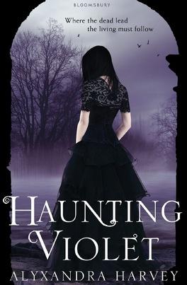 Couverture du livre : Haunting Violet