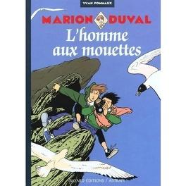 Couverture du livre : Marion Duval, Tome 7 : L'Homme aux mouettes