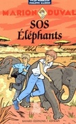 Marion Duval, Tome 10 : SOS Éléphants