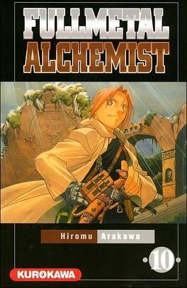 Couverture du livre : Fullmetal Alchemist, tome 10