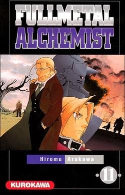 Couverture de Fullmetal Alchemist, tome 11