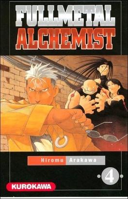 Couverture du livre : Fullmetal Alchemist, Tome 4