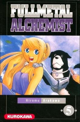 Couverture du livre : Fullmetal Alchemist, tome 5
