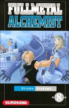 Couverture du livre : Fullmetal Alchemist, tome 8