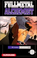 Fullmetal Alchemist, tome 11