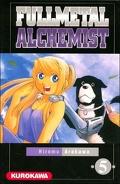 Fullmetal Alchemist, tome 5