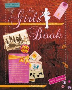 Couverture du livre : Le Girls' Book
