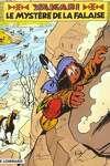 couverture Yakari, tome 25 : Le Mystère de la falaise