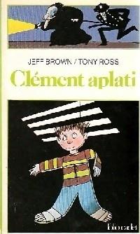 Couverture du livre : Clément aplati