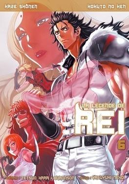 Couverture du livre : Hokuto no Ken - La légende de Rei, Tome 6