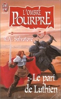 L'Ombre Pourpre, tome 2 : Le pari de Luthien