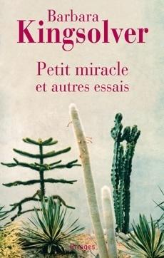 Couverture du livre : Petit miracle et autres essais
