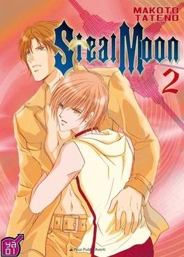 Couverture du livre : Steal Moon, tome 2