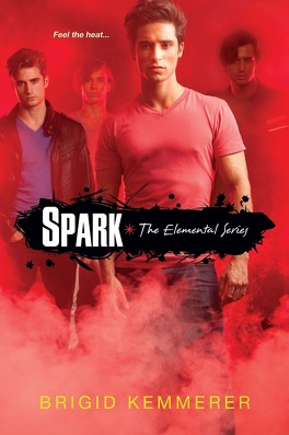 Couverture du livre : The Elemental Series, tome 2 : Spark