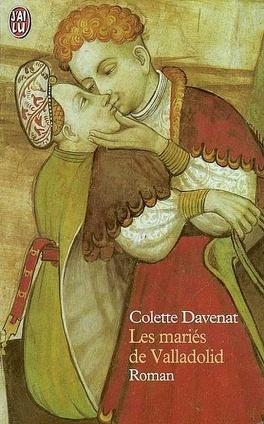 Couverture du livre : Les Mariés de Valladolid