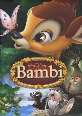 Couverture du livre : Bambi