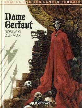 Couverture du livre : Complainte des Landes Perdues, tome 3 : Dame Gerfaut