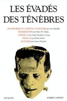 Couverture du livre : Les Évadés des ténèbres