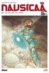 couverture Nausicäa de la Vallée du Vent, tome 5